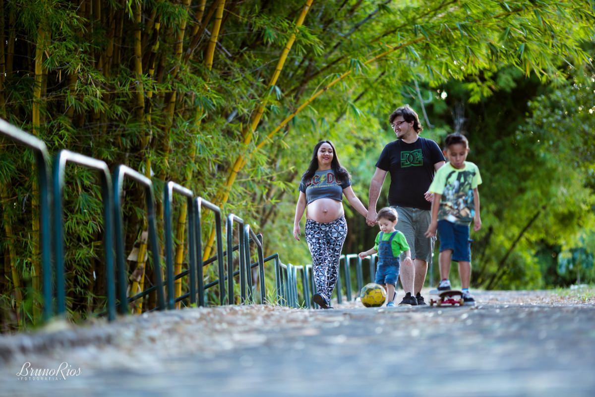ensaio gestante familia lago norte brasilia lago paranoá
