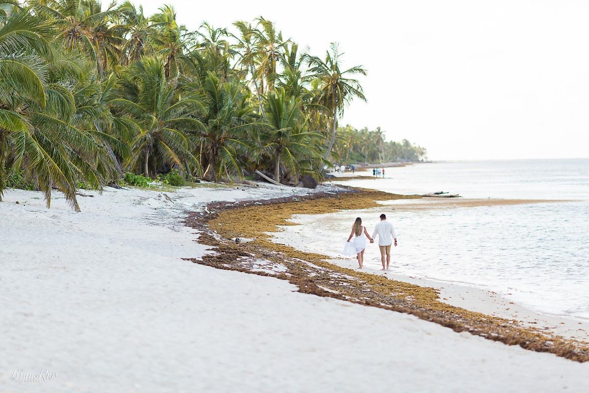 ensaio noivos punta cana caribe praia deserta e-session punta cana