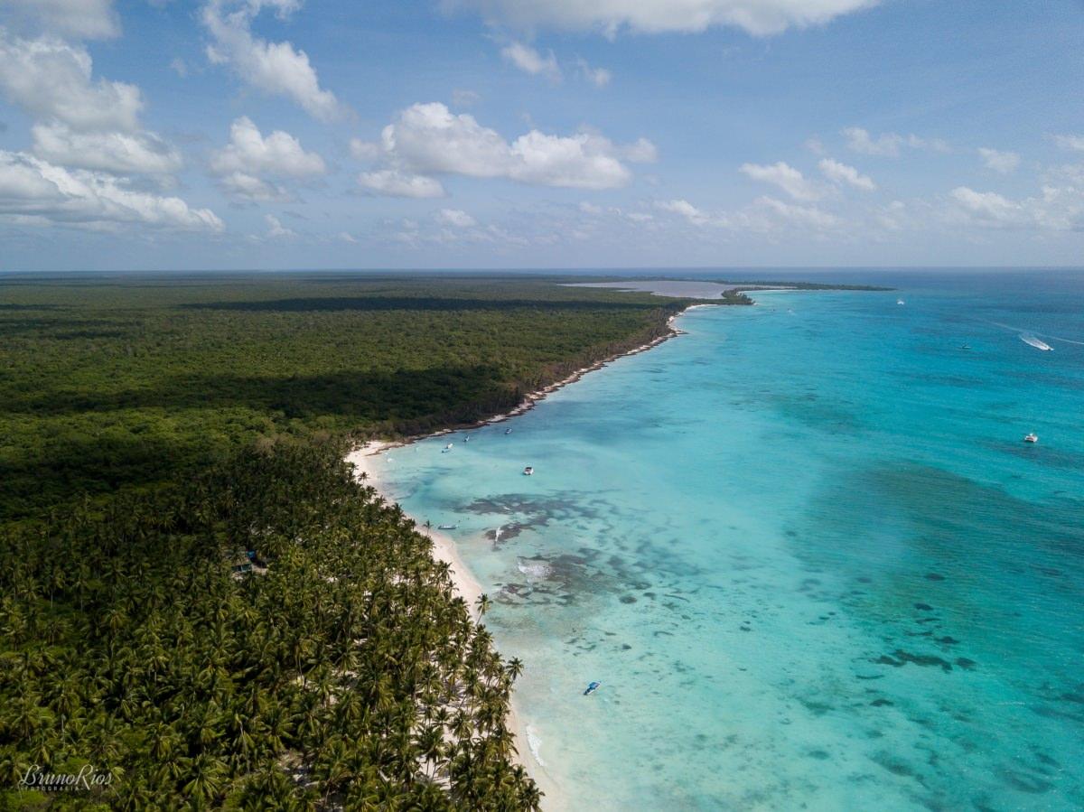 ensaio casal noivos punta cana caribe isla saona e-session punta cana isla saona drone