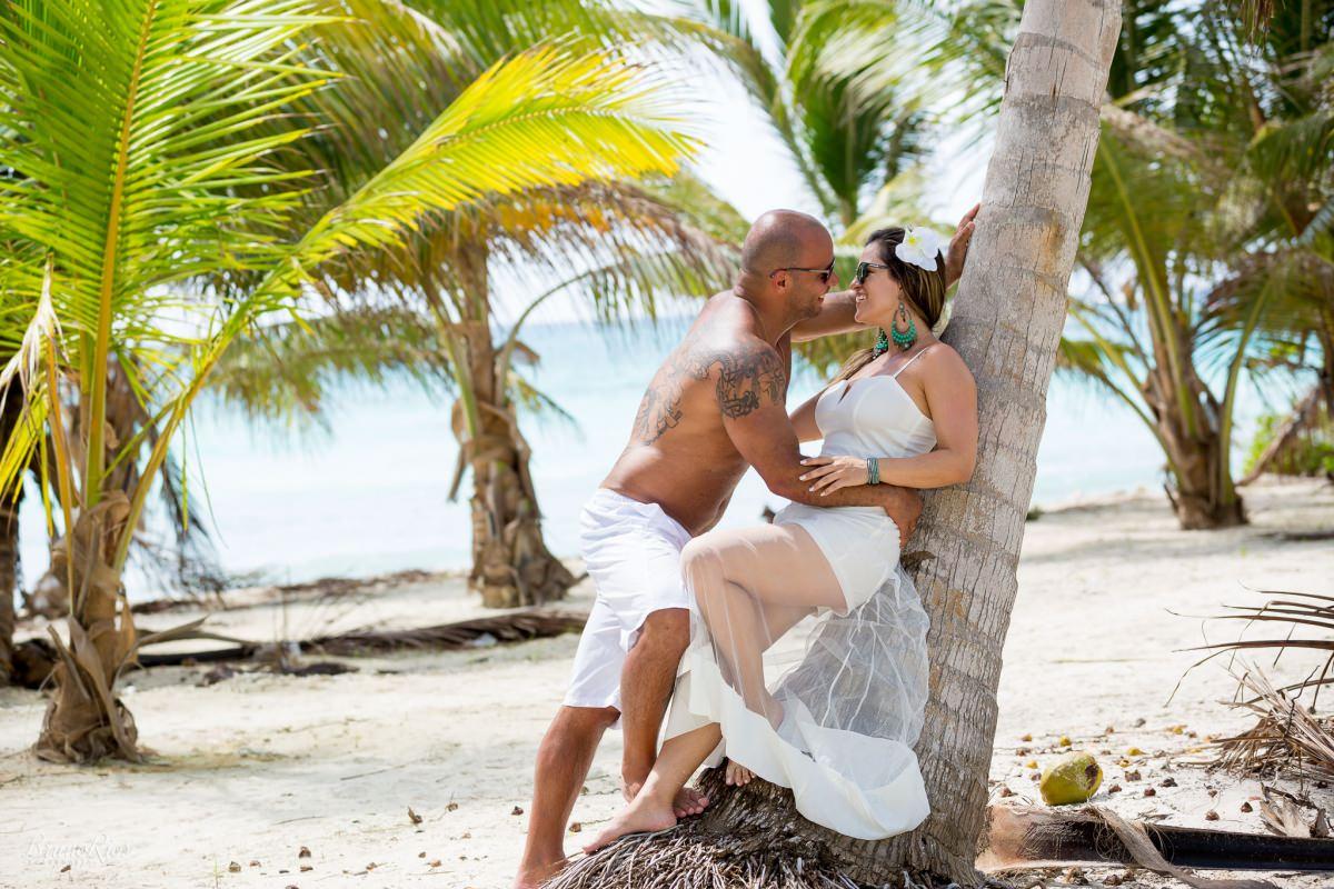 ensaio casal noivos punta cana caribe isla saona e-session punta cana isla saona